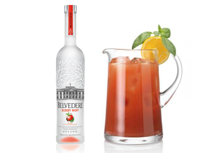 Belvedere Bloody Mary