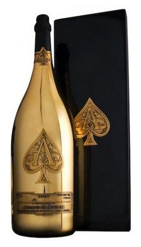 Armand de Brignac Ace of Spades Brut Gold 30 Liter Midas | Exclusive Drinks