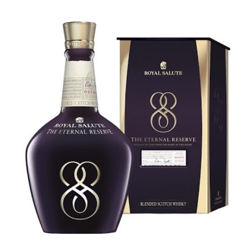 Chivas Regal Royal Salute The Eternal Reserve