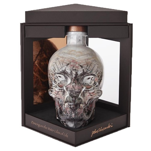 Crystal Head Vodka John Alexander