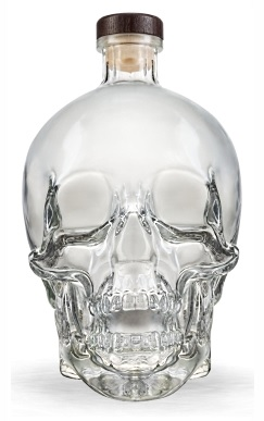 Crystal Head Vodka XXL 3 Liter