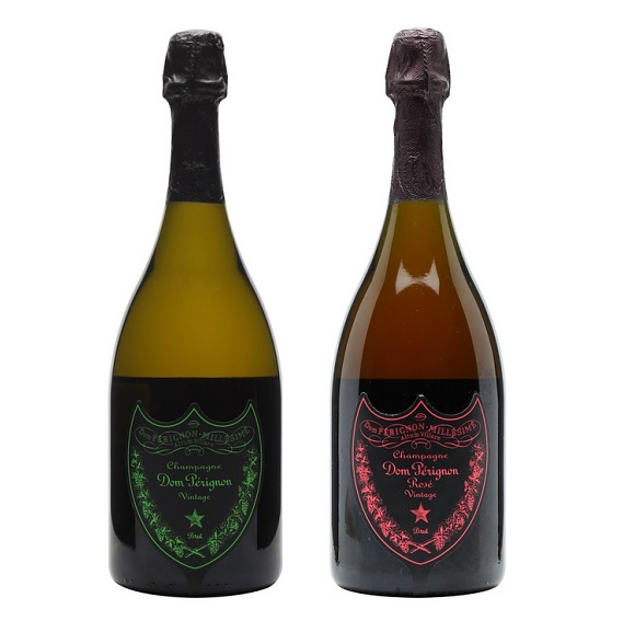 Dom Perignon Luminous Brut & Rose