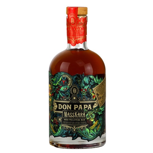 | Don Papa Masskara Limited Edition