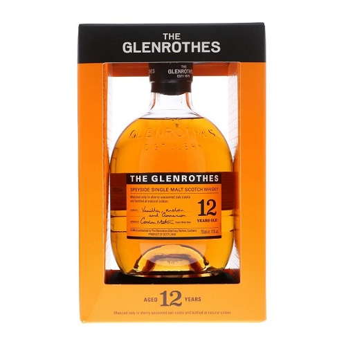 The Glenrothes 12 years