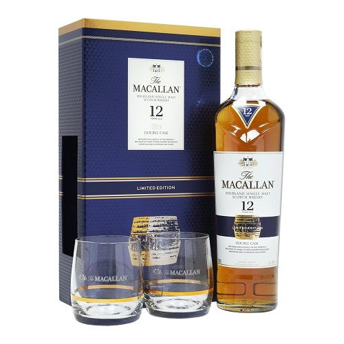 The Macallan Double Cask 12 jaar Limited Edition geschenkverpakking