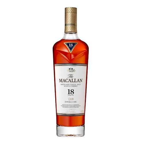 The Macallan Double Cask 18