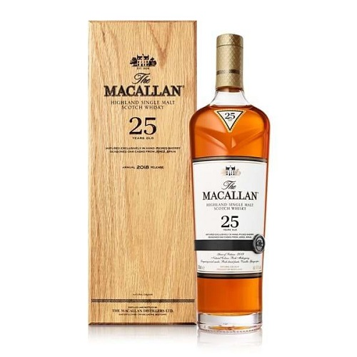 The Macallan Sherry Oak 25 years 2020