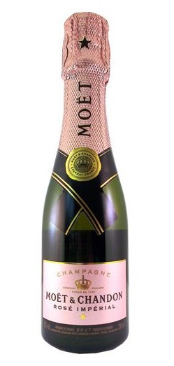 Moet & Chandon rose imperial picollo