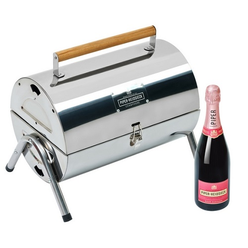 Piper Heidsieck Rose Sauvage BBQ