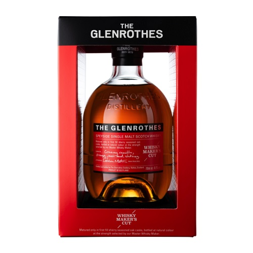 The Glenrothes Whisky Maker's Cut
