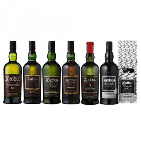 Ardbeg Hardcore plus Blaaack Limited Edition