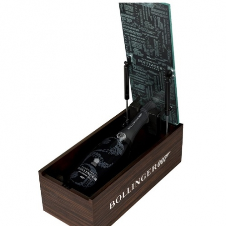 Bollinger 007 No Time To Die Limited Edition