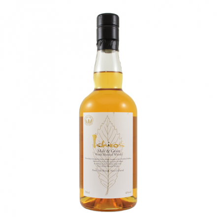 Chichibu Ichiro's Malt & Grain World Blended Whisky