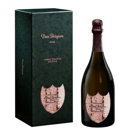 Dom Perignon Lenny Kravitz Limited Edition Rose 2006