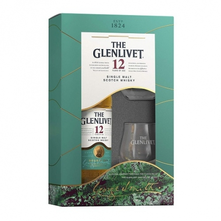 The Glenlivet 12 Double Oak geschenkverpakking