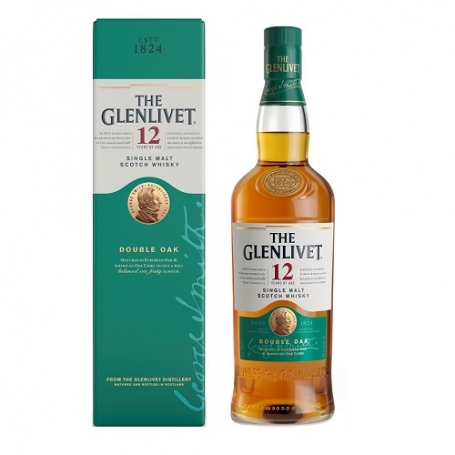 The Glenlivet 12 Double Oak