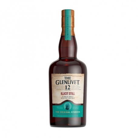 The Glenlivet 12 Illicit Still