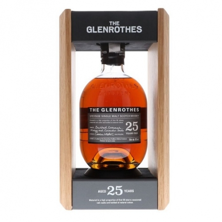 The Glenrothes 25 years