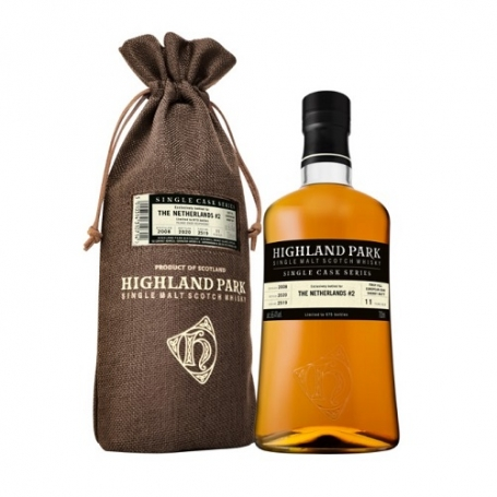 Highland Park 11 Single Cask Netherlands  2