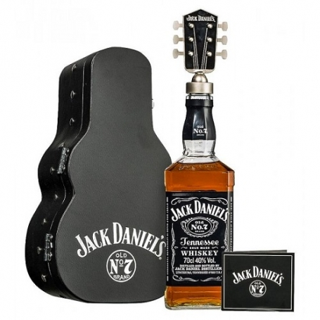 Jack Daniels Whiskey Guitar