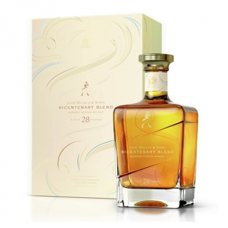 John Walker & Sons Bicentenary Blend 28 years