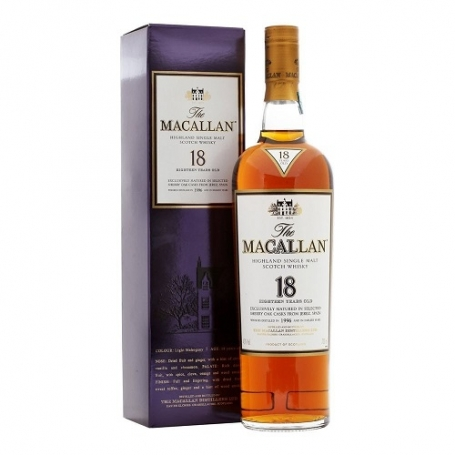 The Macallan Sherry Oak 18 jaar 1996