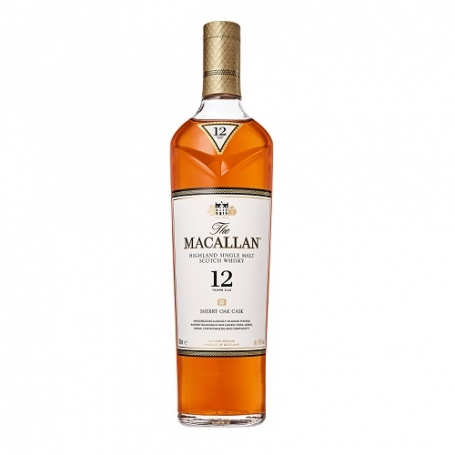 The Macallan Sherry Oak 12 jaar