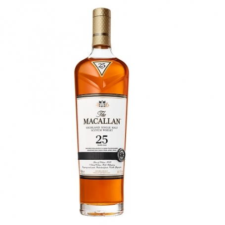 The Macallan Sherry Oak 25 years