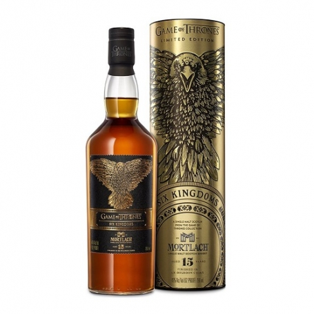 Mortlach  15 Six Kingdoms