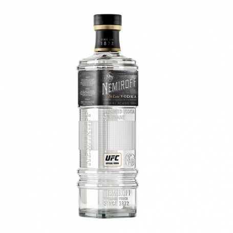 Nemiroff De Luxe Official UFC Vodka