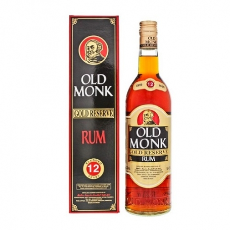 Old Monk 12 Year Old Rum
