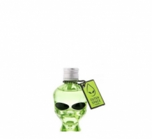 Outerspace Alien Head Vodka Mini