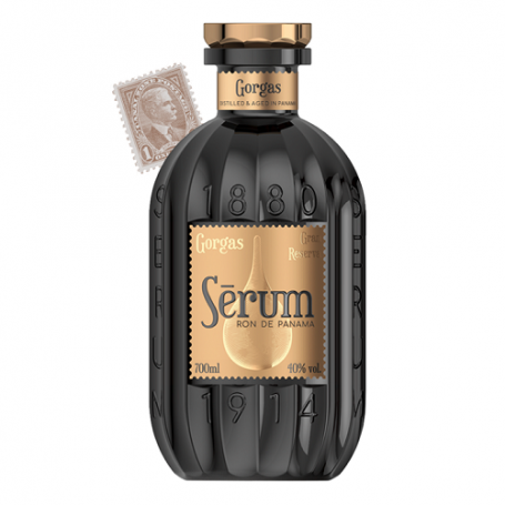 Serum Ron de Panama Gorgas