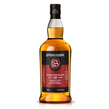 Springbank 12 Years Cask Strenght