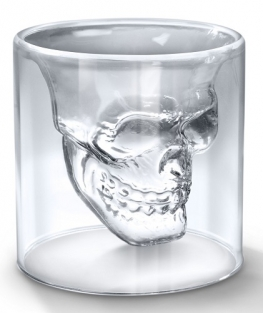 Crystal Head Doomed Shotglas